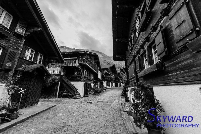 Streets of Brienz