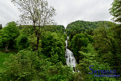 The Falls Of Giessbach