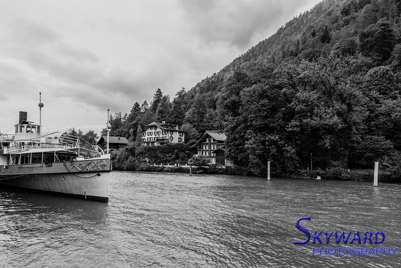 Interlaken Paddleboat