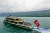 Cruising Lake Brienz