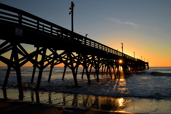 Surfside Pier Sunrise | Surfside Beach, SC