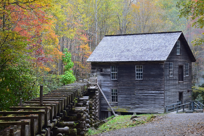Mingus Mill | Great Smoky Mountains National Park