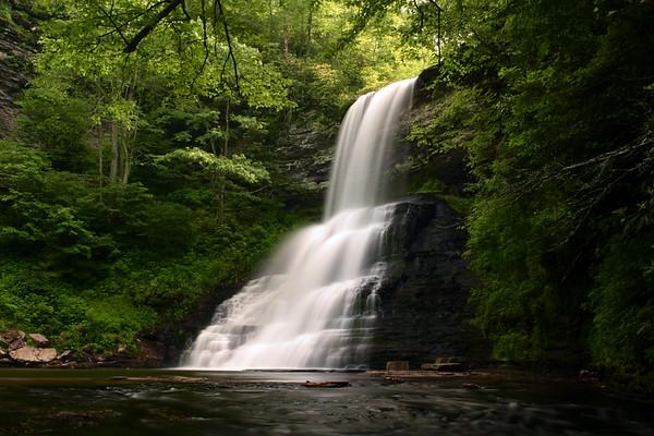 Cascade Falls | Jefferson National Forest, VA