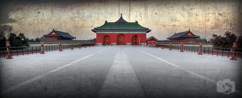 Gate to the Temple of Heaven