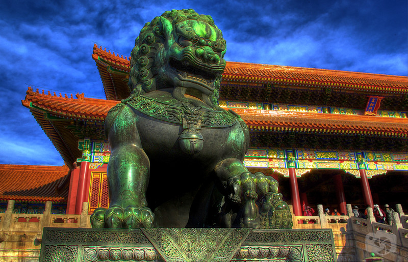 Imperial Power -- The Forbidden City - Beijing, China