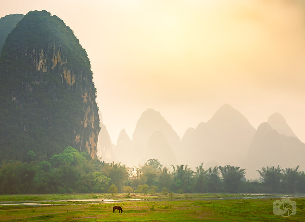 Guilin County Side