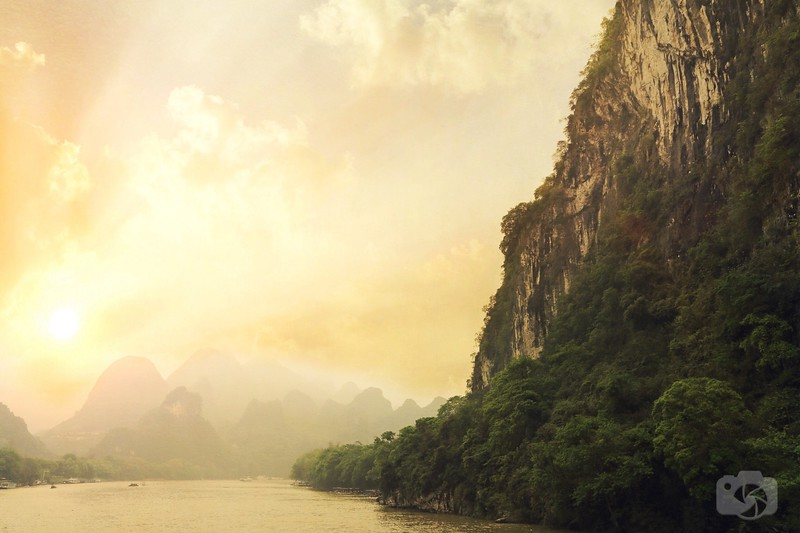 The Mighty Li River