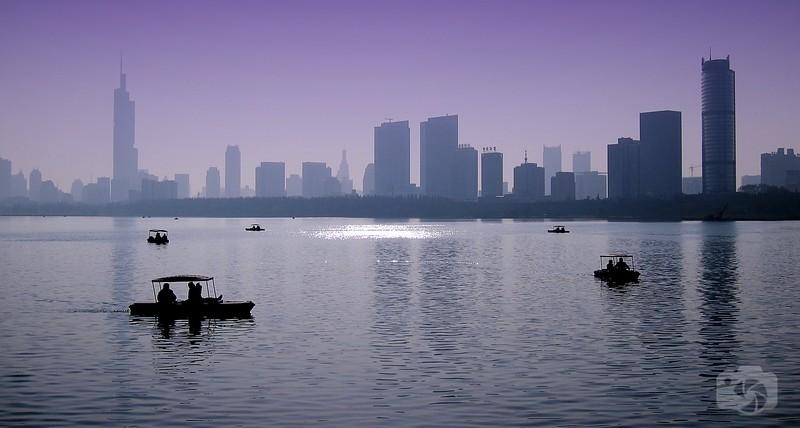 Xuanwu Lake - Nanjing, China 2010