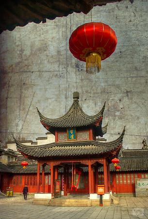 Confucius Temple - Nanjing, China 2010