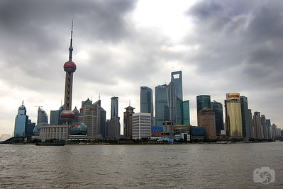 A View from the Bund