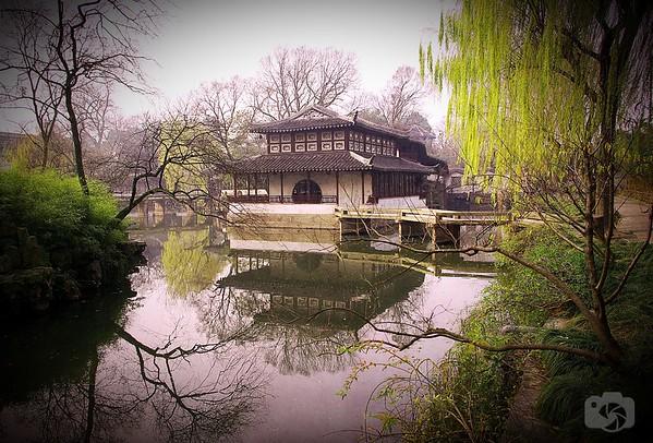 The Humble Administrator's Garden - Suzhou