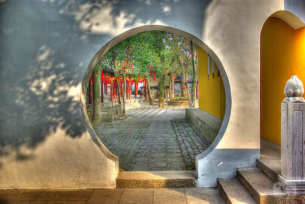 Hanshan Buddhist Temple - Suzhou, China