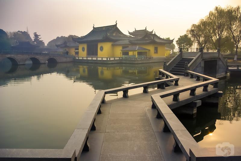Quanfu Full Fortune Temple