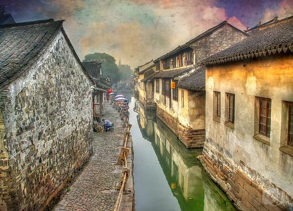 Zhouzhuang - Jiangsu Province, China