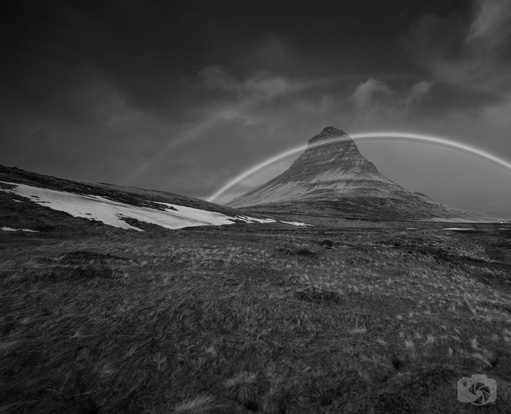 Kirkjufell After the Storm