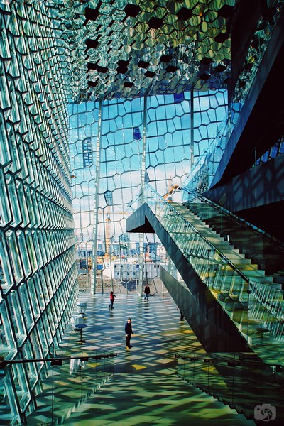 Harpa Music Hall