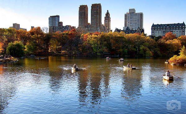 Central Park - HDR