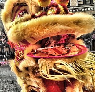 Chinese New Years Parade - Chinatown