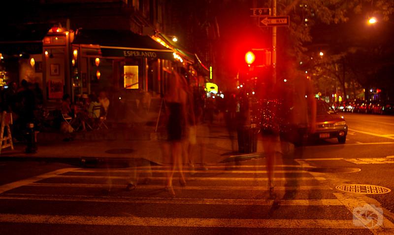 A Drunken Night - East Village