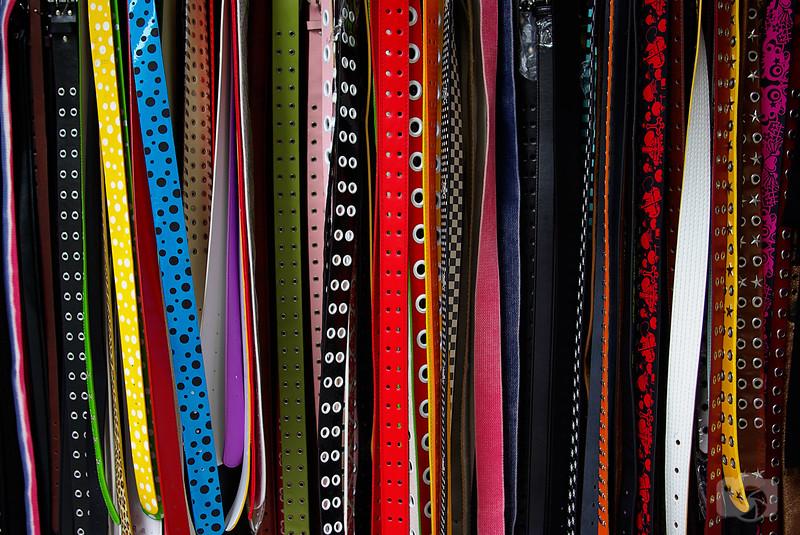 Street Vendor Belts