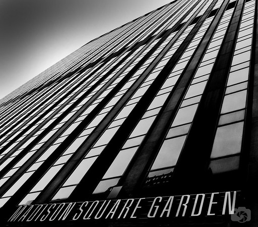 """Madison Square Garden - """"The World's Most Famous Arena"""""""