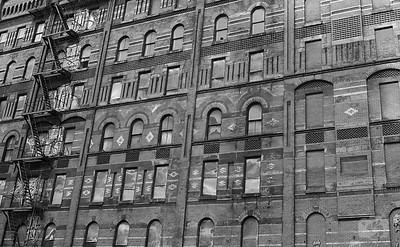 Apartment Building on 9th Avenue & 57th Street