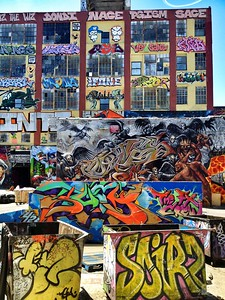 5 Pointz - Long Island City, Queens