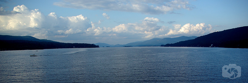 Lake George Panoramic
