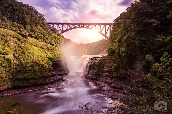 Letchworth State Park and Watkins Glen