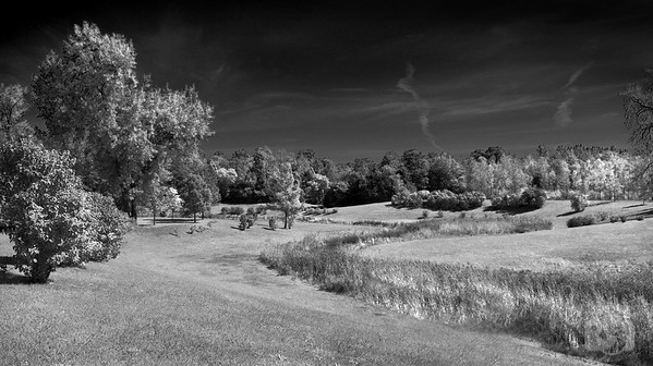 Park in Syracuse - IR