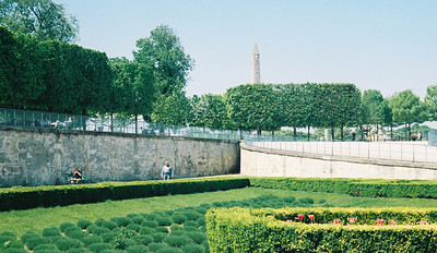 Tuilleries of Obilesque