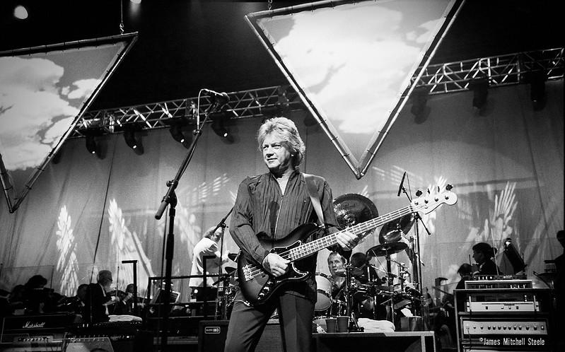 John Lodge - The Moody Blues   / Universal Amphitheater