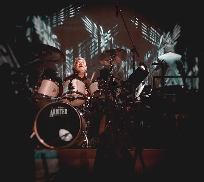 Graeme Edge - The Moody Blues