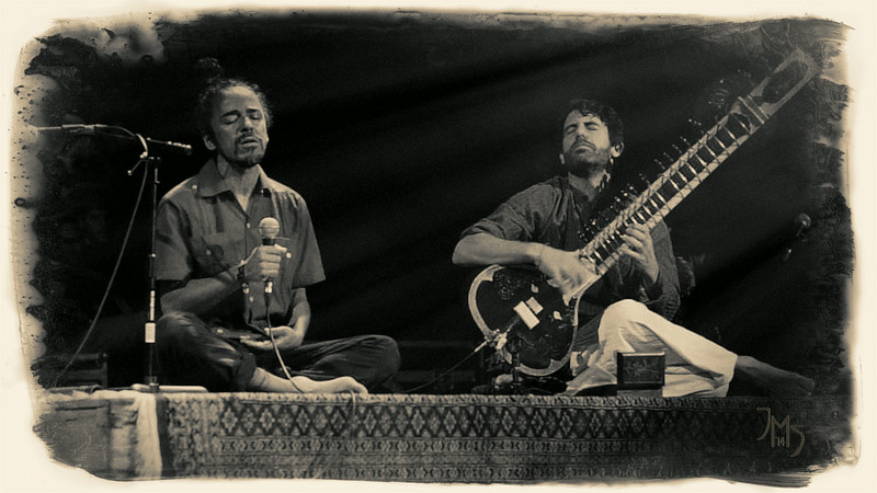 Ruben Albarran & Paul Livingstone - Gharana Fest 2014