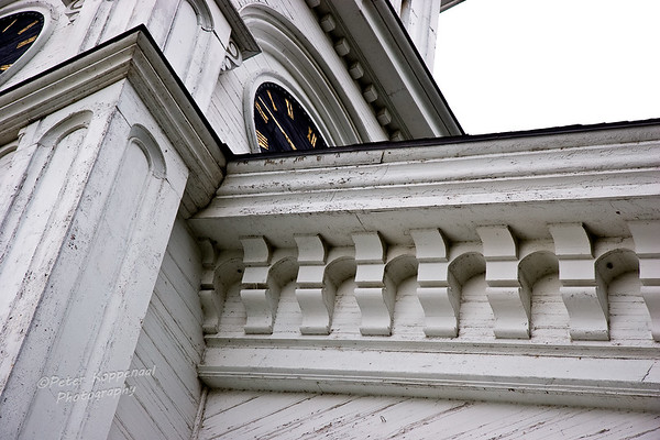 Detail, First Congregational Church