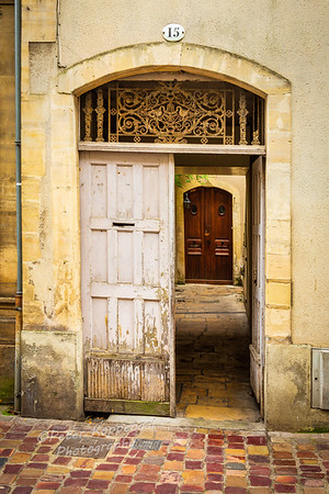 Nested Doors, Normandy