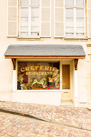Creperie, Normandy