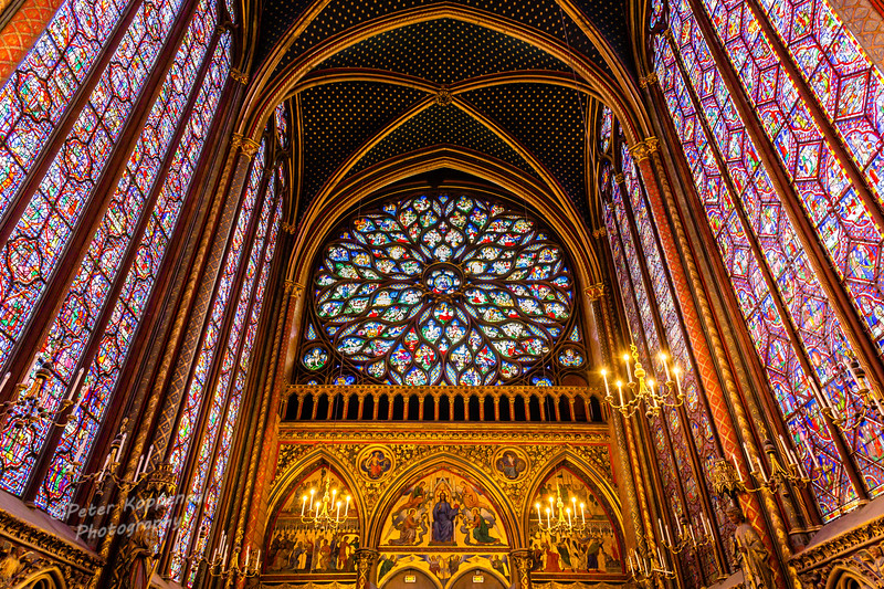 St. Chapelle Cathedral III