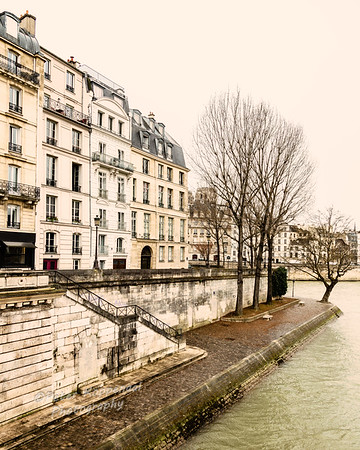 Ile St. Louis, Paris