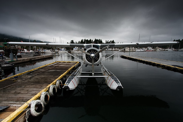 Seaplane at Dock
