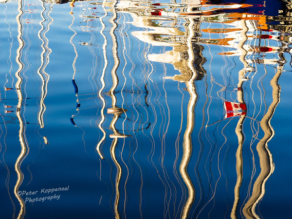 Harbour Refelctions