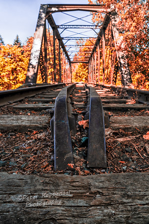 Abandonded Railroad Bridge