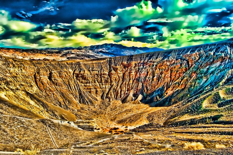 Death Valley Crator 2004.11.18
