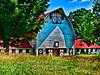 Old Barn NC Tanglewood  2010.6.17