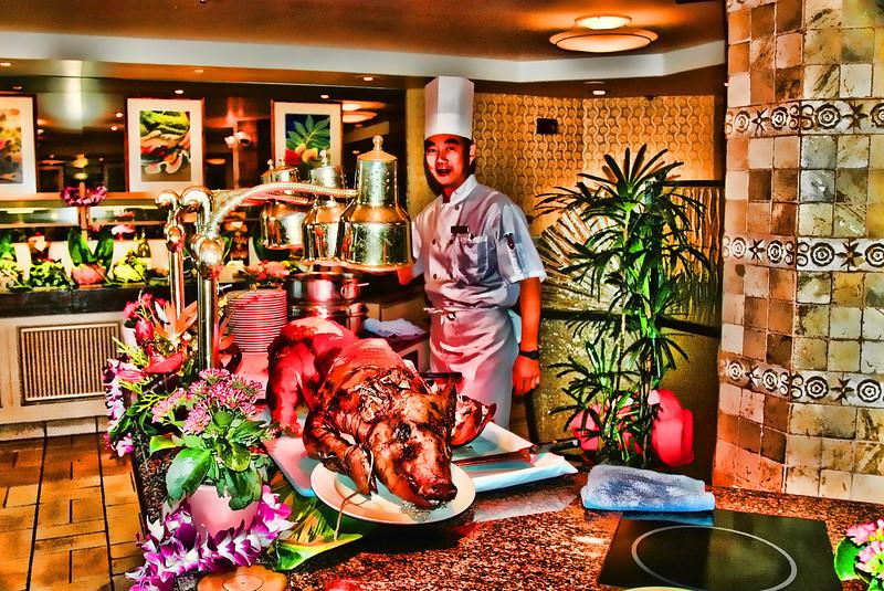Great Food!  Hawaii 2005.3.14