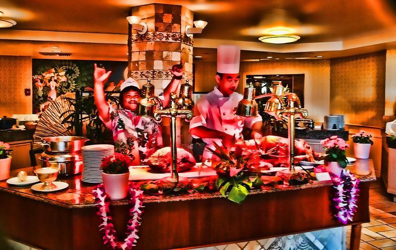 Fun in the Kitchen Hawaii 2005.3.14