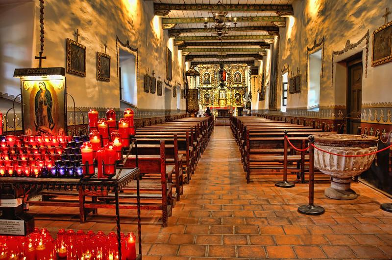San Juan Capistrano Mission  [2005.5.7]