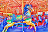 Musical Carousel at Del Mar Fair