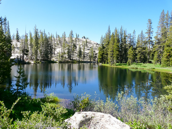 Piute Lake.