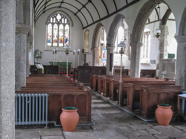 St. Pancras at Widecombe-in-the-Moor.
